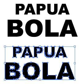 bola_papua_ganda