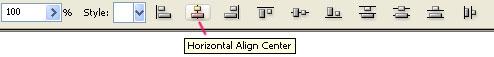 horizontal_align_center