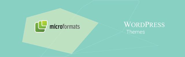 Theme WordPress dengan Microformats Gratis