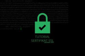 Cara membuat sertifikat SSL self-signed di Nginx