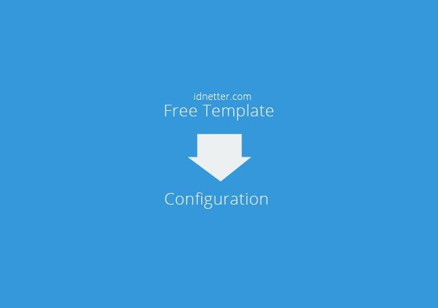 Template Konfigurasi named, bin dns, linux centos