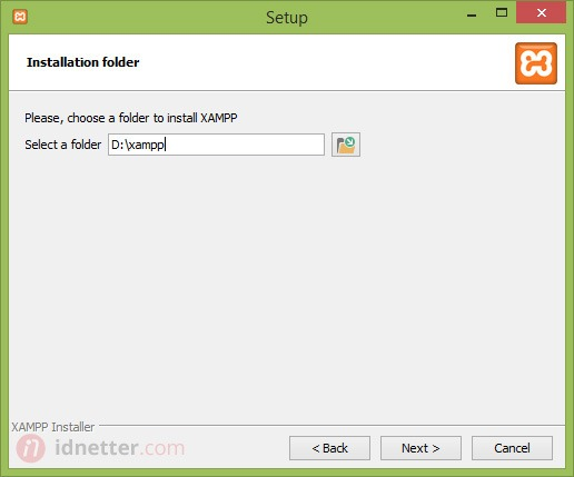 Cara Install XAMPP Windows 2