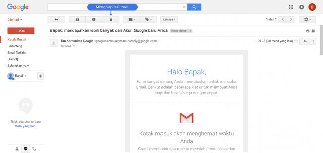 Cara mengelola email – 3