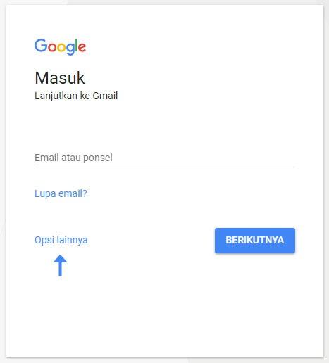 Cara membuat email gmail – Bagian 1
