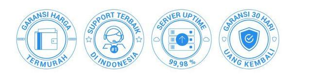 Uptime server