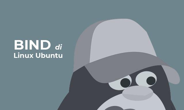 Cara membuat private nameserver dengan BIND di Ubuntu/Debian
